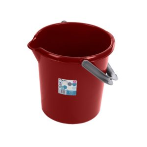 Casa 16L Bucket Chilli Red