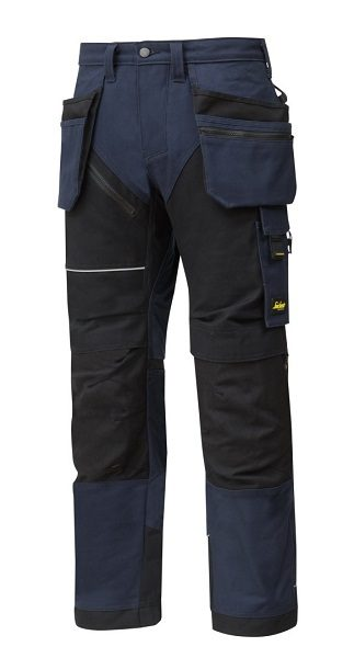 Snickers 6215 RuffWork Cotton, WorkTrousers+Holster Pockets