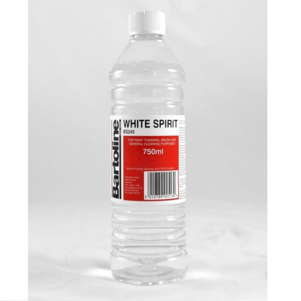 Bartoline White Spirit 750ml