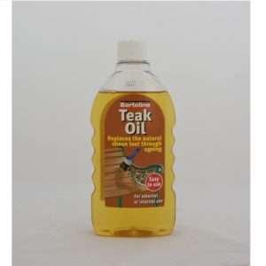 Bartoline Teak Oil 500ml