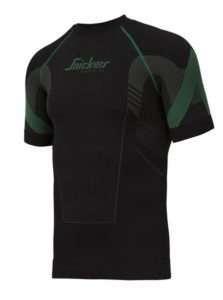 Snickers 9426 FlexiWork Seamless First Layer SS Shirt