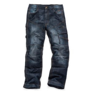 Scruffs Trade Denim Trousers