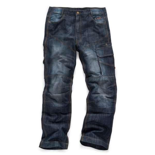 Scruffs Trade Denim Trousers