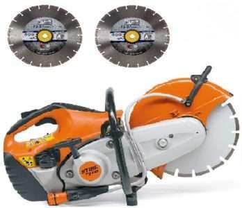 STIHL Slab Cutter TS140 Special Bundle Deal