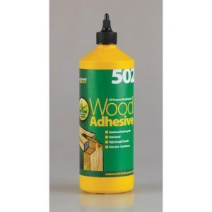 All Purpose Weatherproof Wood Adhesive, 1ltr
