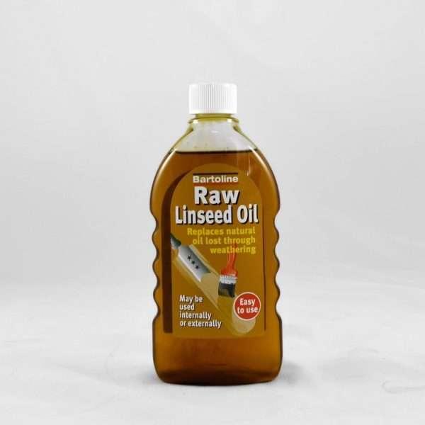 Bartoline Raw Linseed Oil 500ml