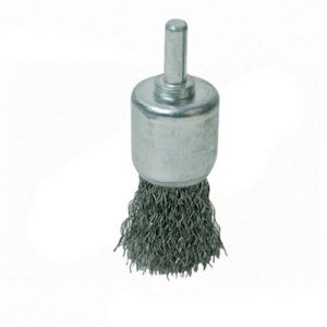 Silverline Steel End Brush 24mm