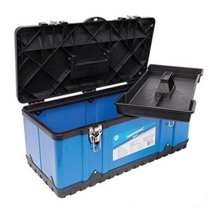 Silverline Toolbox 580 x 290 x 255mm