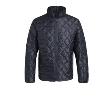 Aqua Light Weight Quilted Jacket