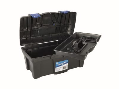 Silverline Toolbox 460 x 240 x 225mm