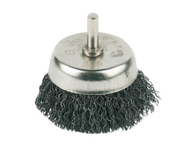 Silverline Rotary Steel Wire Cup Brush