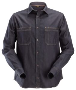 Snickers 8555 Allround Denim Shirt